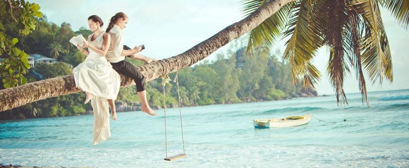 Als Hochzeitsfotograf auf den Seychellen mit Sandra und Stefan