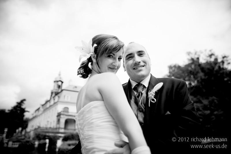 Hochzeitsfotografie Yvonne und Thomas in Lichtenwalde