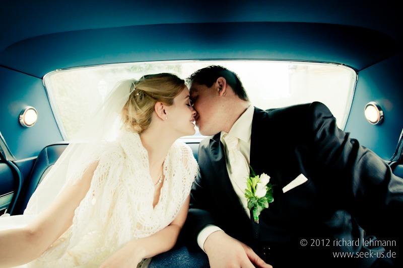 Hochzeitsfotografie Eva und Chris in Waldenburg und Göttingen