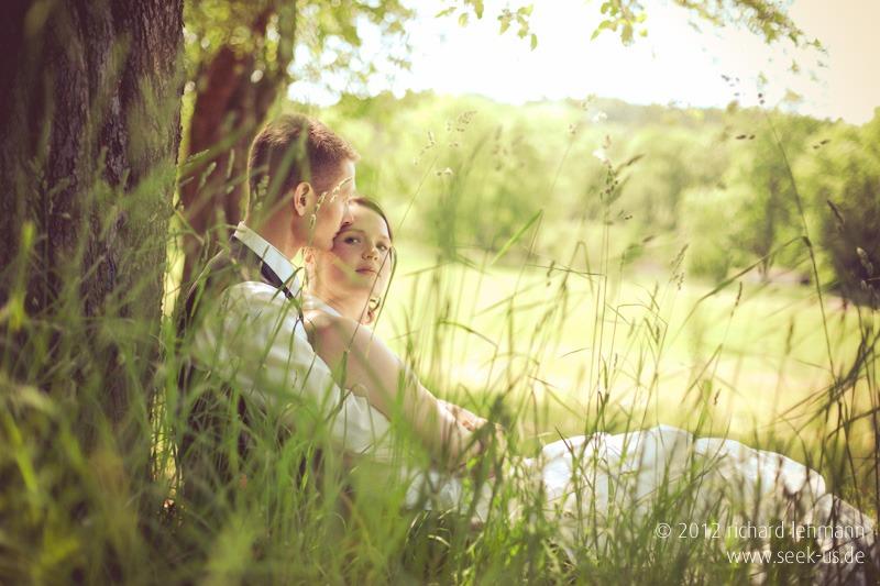 Hochzeitsfotografie Sarah und Stefan in Thurm
