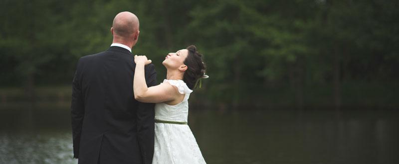 Als Hochzeitsfotograf in Moritzburg mit Sophie und Stefan
