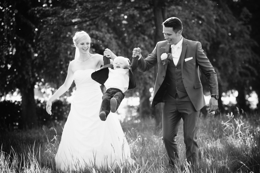 Als Hochzeitsfotograf in Grossenhain mit Lisa und Markus