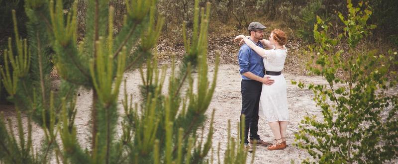 Engagementshooting mit Anna-Marie und Roy