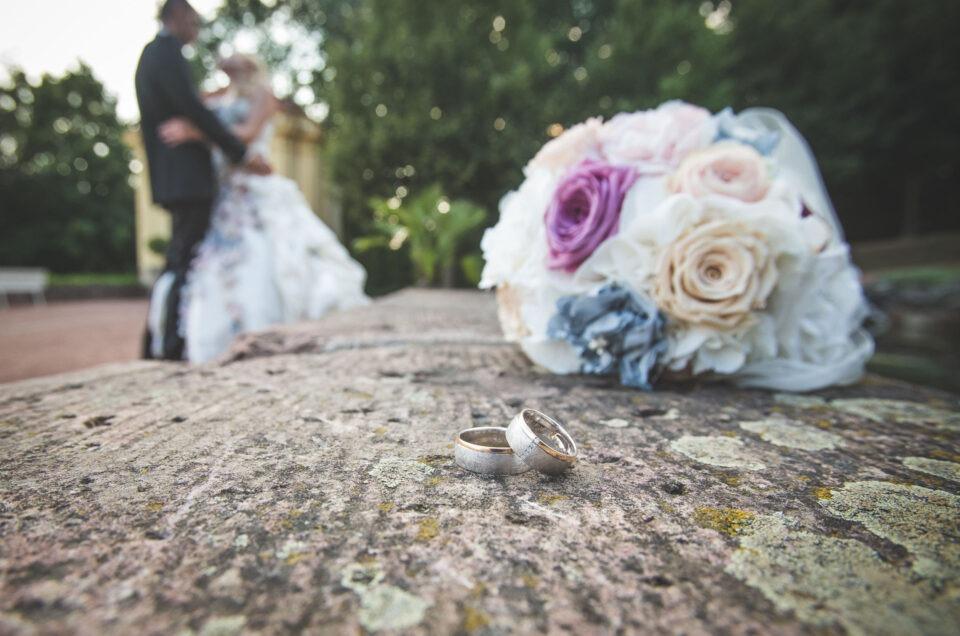 Als Hochzeitsfotograf in Lichtenwalde mit Anke und Daniel