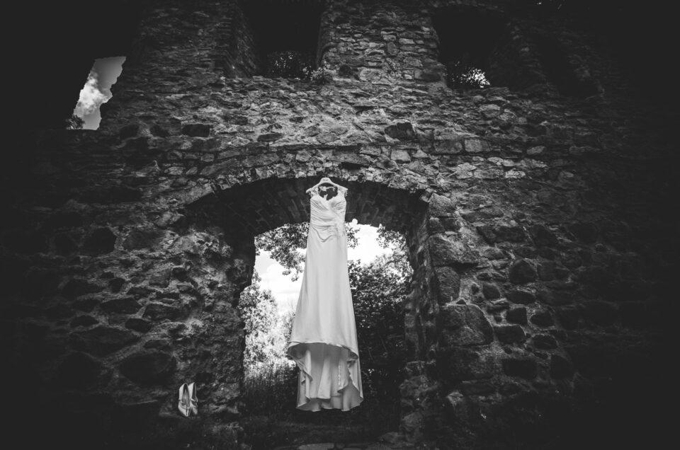 Als Hochzeitsfotograf im Kloster Nimbschen