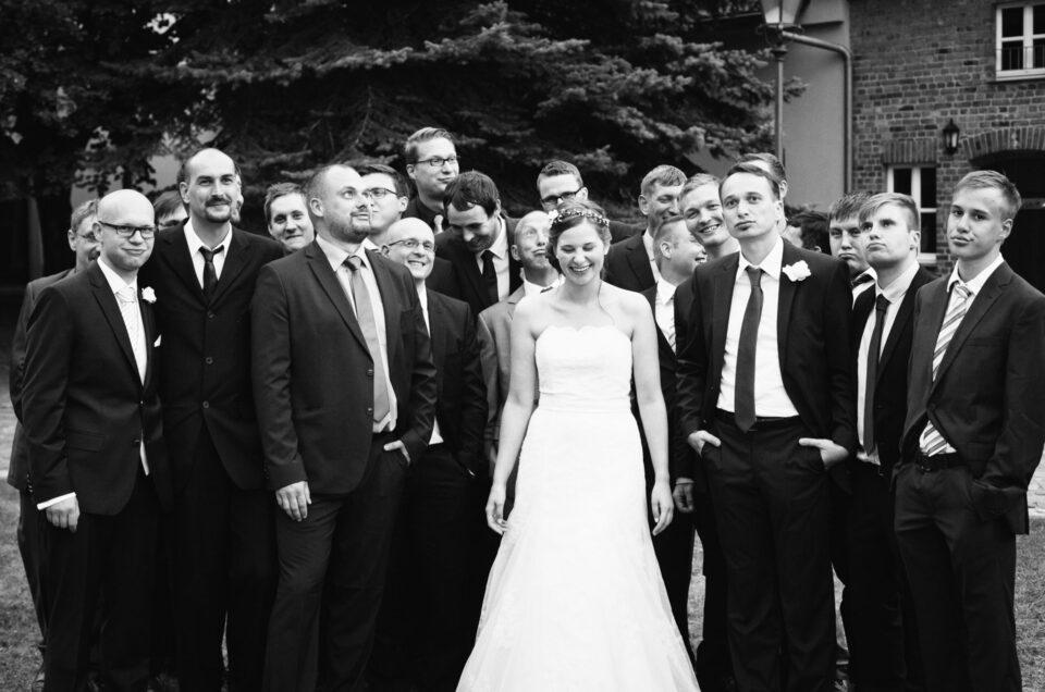 Als Hochzeitsfotograf in Brandenburg mit Franzi und Marcus