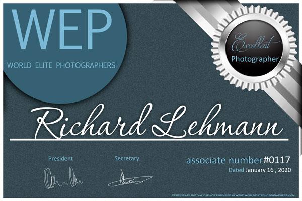 WEP Award 2020