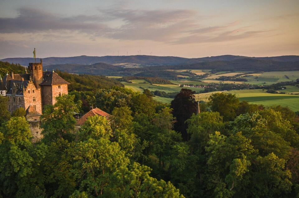 Als Hochzeitsfotograf auf Schloss Berlepsch