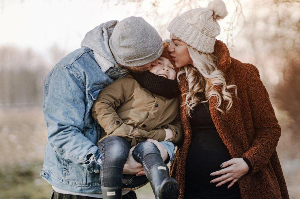 Familienfotos, Babybauchbilder und anderes Glück