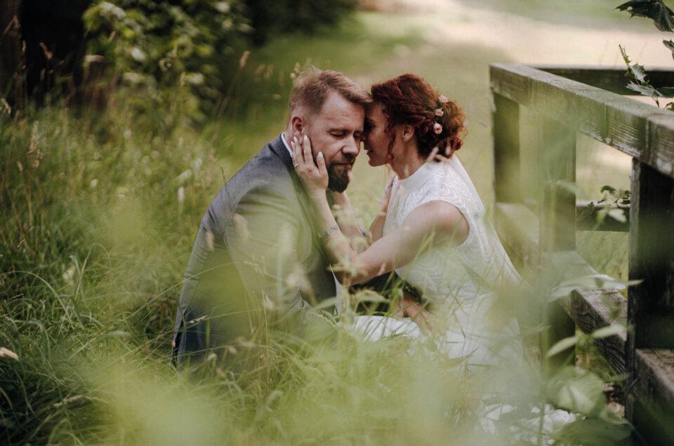 Als Hochzeitsfotograf in Meerane